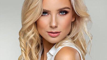 Blonde Female Image *Not actual patient | Elite Plastic Surgery | Facial Plastic Surgery | Phoenix, AZ