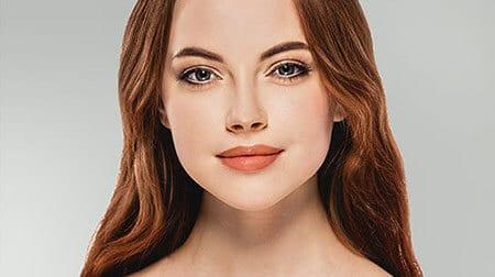 Female face *Not actual patient | Elite Plastic Surgery | Facial Plastic Surgery | Phoenix, AZ